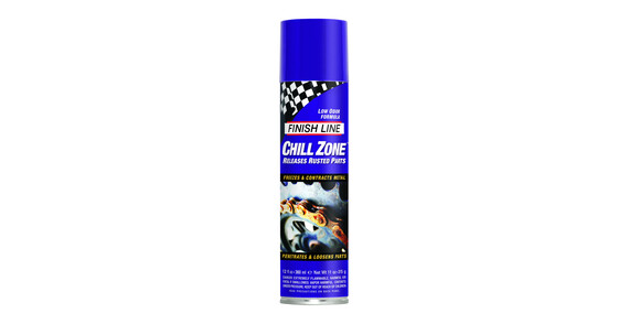 Finish Line Chill Zone puhdistus & huolto 360 ml , sininen